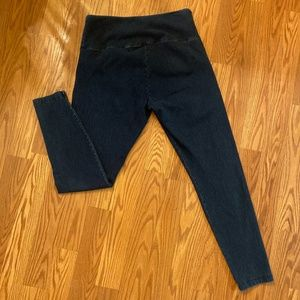 LYSSE' Denim Leggings **EUC** Like Brand New